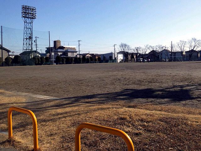 木曽川運動場