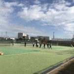 11月25日 ソフトテニス交流会報告